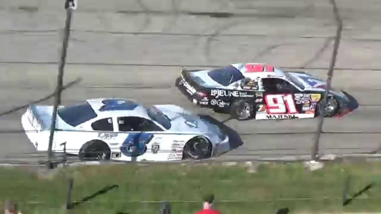 2015 ARCA Midwest Tour La Crosse Oktoberfest 200 Highlights