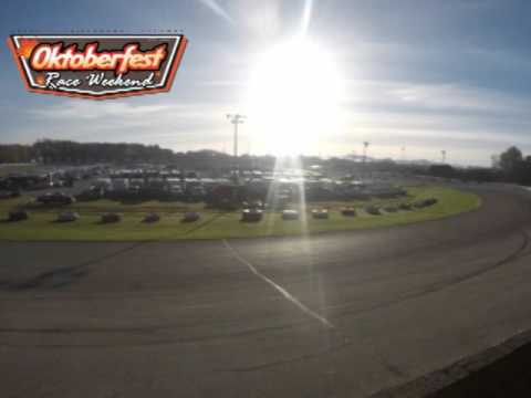 Race Day at Oktoberfest! LaCrosse Fairgrounds Speedway