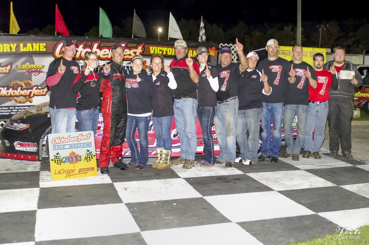 LaCrosse Speedway Champions crowned during first night of Oktoberfest