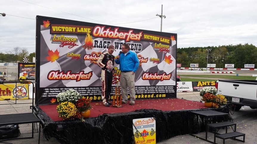 Travis Sauter grabs fourth Oktoberfest championship