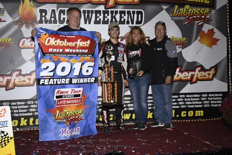 MAJESKI AND ANDERSON LEAD NIGHT ONE AT OKTOBERFEST RACE WEEKEND