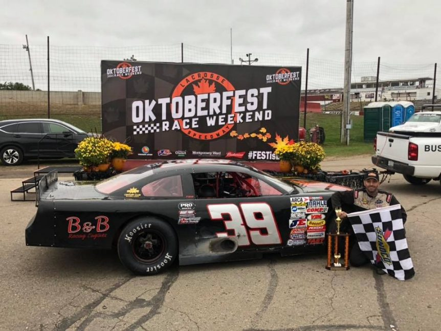 Andrew Morrissey Hopes to Make a Statement at 50th Annual Oktoberfest Race Weekend