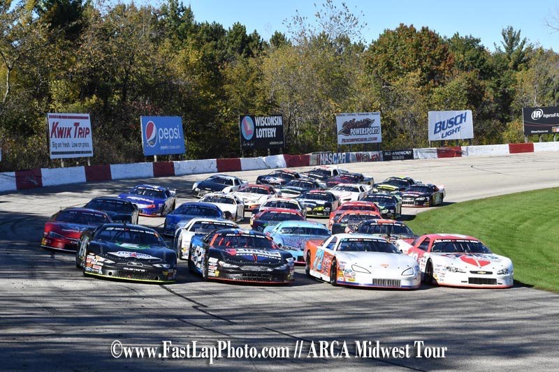 Champions from All Over Register for Stellar Oktoberfest 200 Field