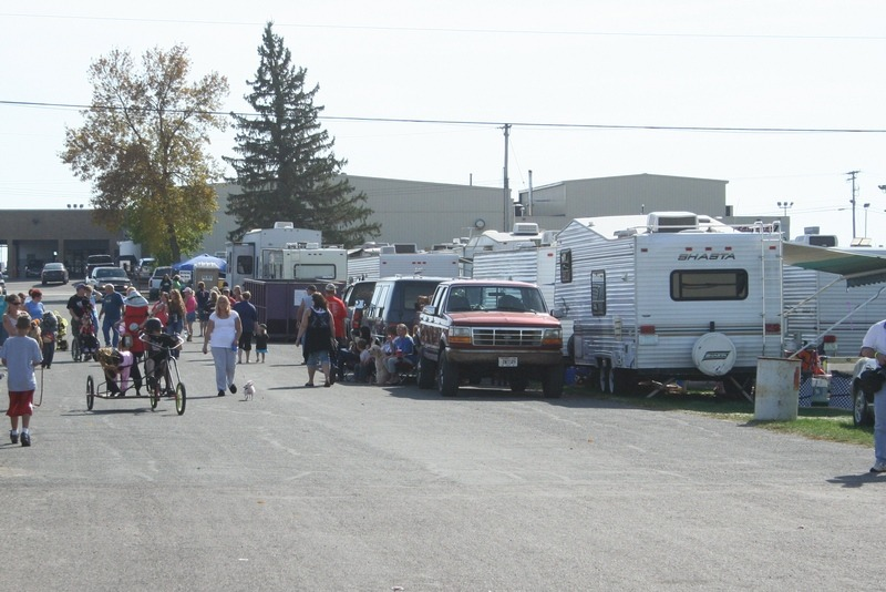 Camper Village Opens for the 46th Annual Oktoberfest Race Weekend