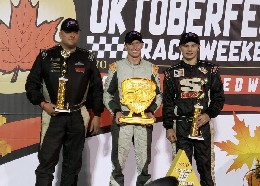 MAJESKI'S MISFORTUNE IS MURGIC'S GOOD FORTUNE ON NIGHT TWO OF OKTOBERFEST