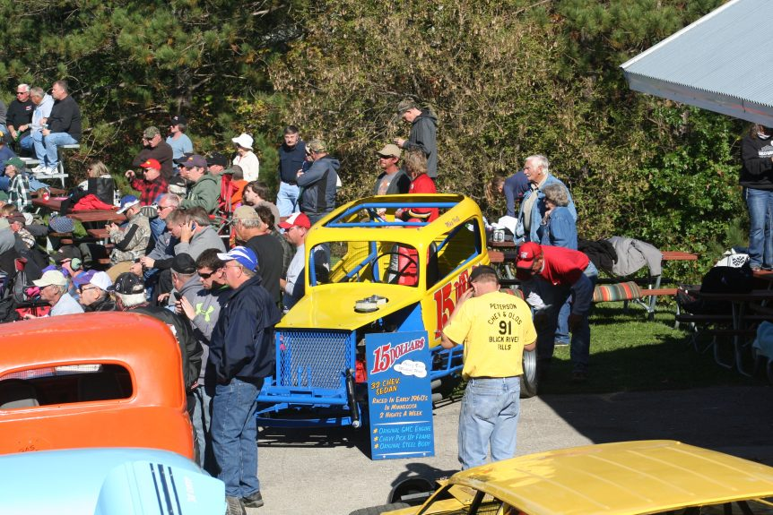 CHAMPIONS REUNION IX HAPPENING DURING OKTOBERFEST RACING WEEKEND