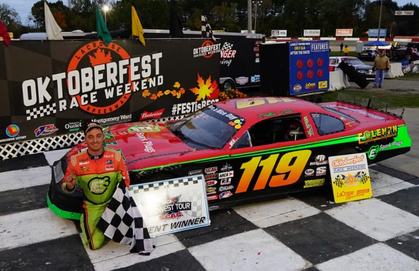 Majeski Sets Fast Time, Final Point Battle set for the Oktoberfest 200