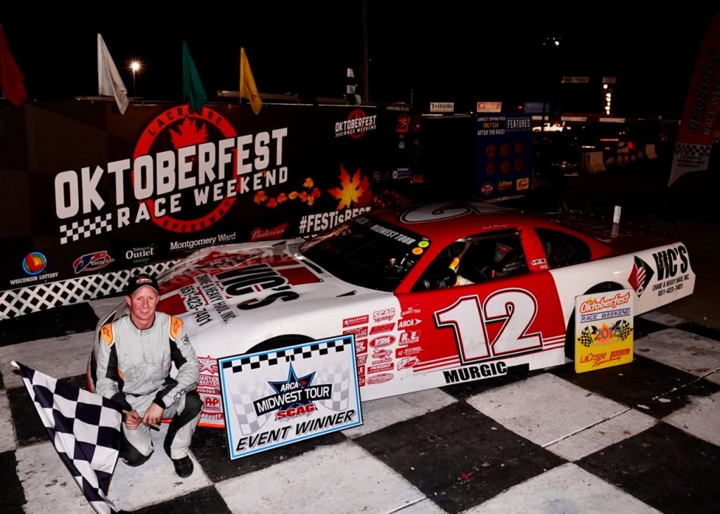 Four Features to Determine LaCrosse NASCAR Late Model Champion Thursday and Friday of Oktoberfest
