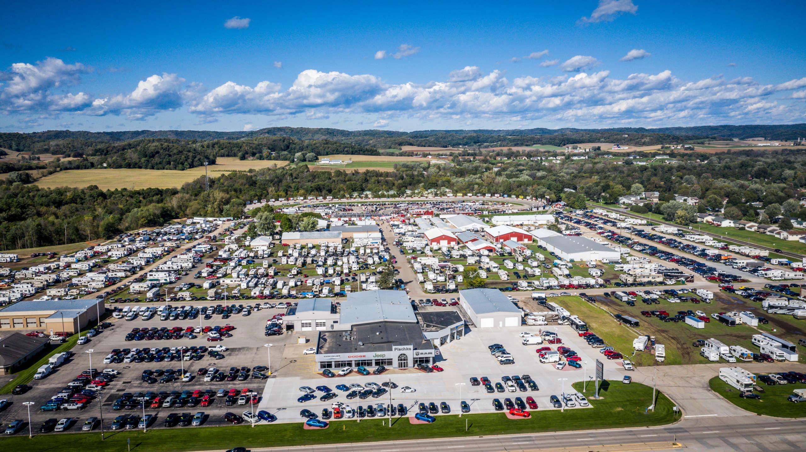 Oktoberfest Camper Village Opens in One Week