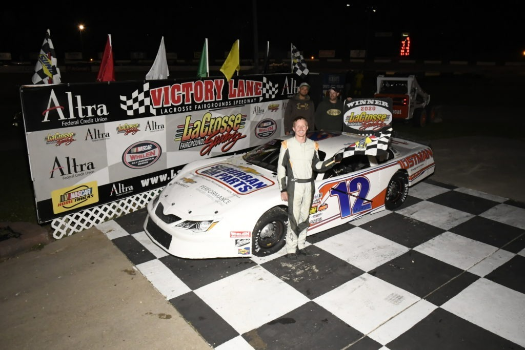 Four La Crosse Speedway Championships to be Decided at Oktoberfest