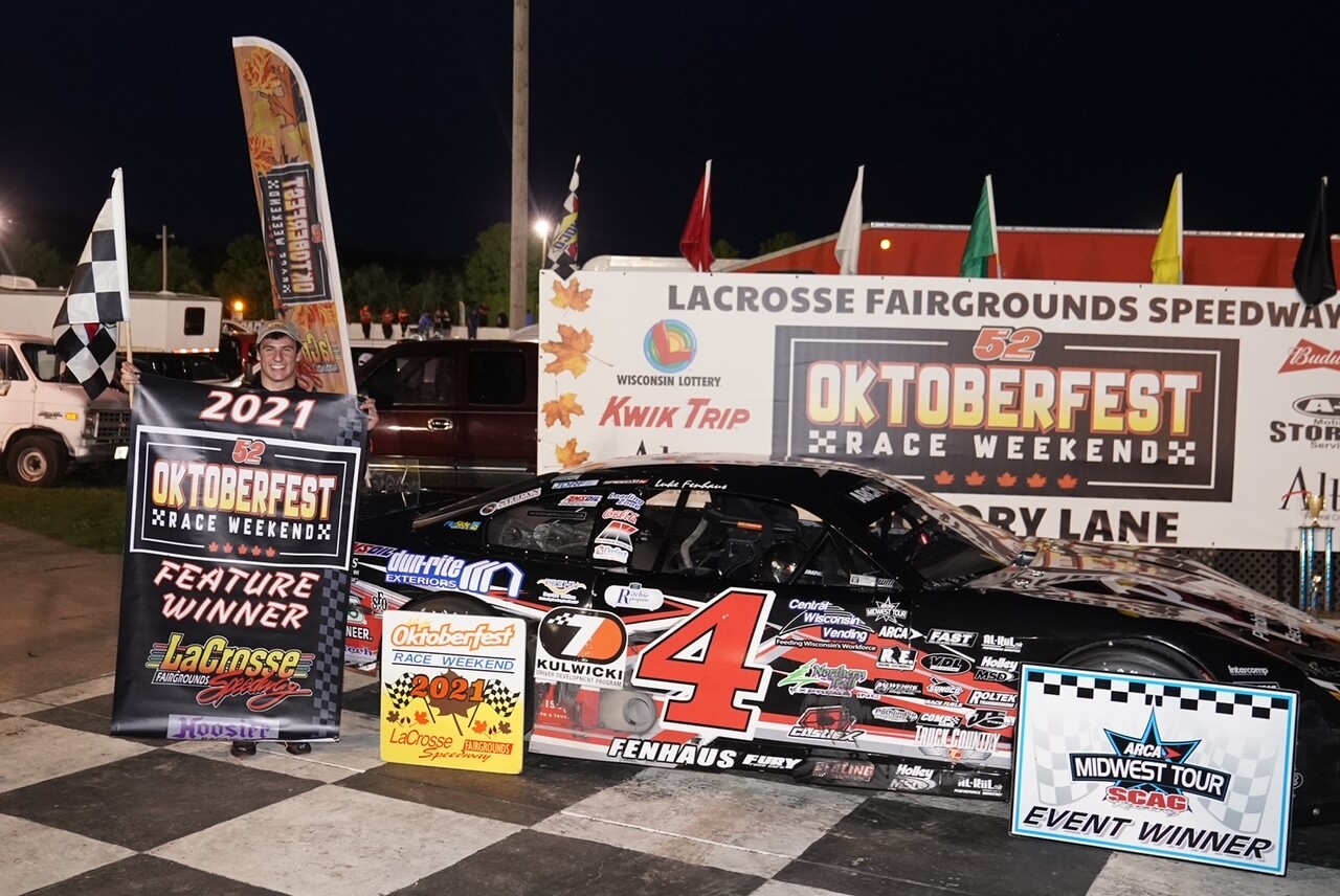 HISTORY IS MADE AS CHAMPIONS ARE DECIDED ON NIGHT THREE OF THE OKTOBERFEST RACE WEEKEND